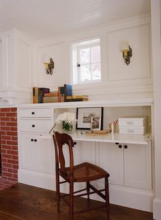 Magnificent Fold Down Desk look Los Angeles Craftsman Home Office Image Ideas with none