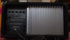 Yamaha EMX640 mixer amplificato 400Watt