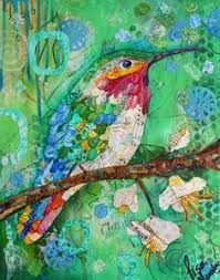 Image result for butterfly collage art
