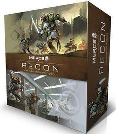 MERCS: Recon – Assassination Protocol | Image | BoardGameGeek