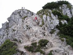 Trekking and Sliding at Rozsutec Trekking, Mount Rushmore, Park, Nature, Travel, Naturaleza, Viajes, Parks, Destinations