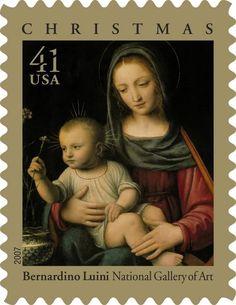 http://oldfashionedholidays.files.wordpress.com/2010/12/postage-stamp-bernardo-laini-madonna-and-child.jpg?w=617