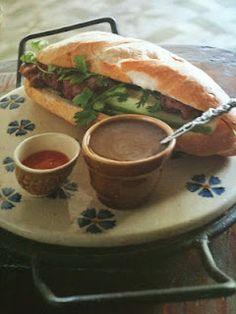 BaNh mi and warm beef and watercress salad recipes