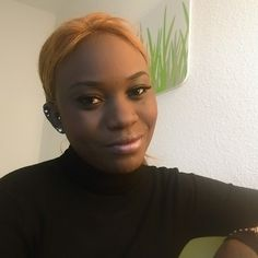 Her name is Jackie Chandiru. She started in a super girls group (Blu3) which during that time, it was looked at as the next destiny's child of Uganda and Africa. They didn't wait for the Sun to rise and they went solo… her, Lilian and Cindy were the team making blu3 but due to greed, hypocrisy, selfishness and other internal factors, they went astray  Chandiru was the darkest in the group during that time and it was cool because she was from the north and we were very fine with her color……