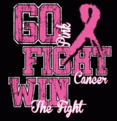 pink out football go fight win cheer cancer