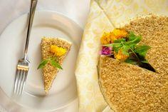 """Torta """"Eszterházy"""" z Maďarska Hummus, Rice, Ethnic Recipes, Food, Basket, Essen, Meals, Yemek, Laughter"""
