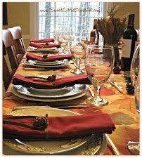 FOUR Favorite Thanksgiving Recipes