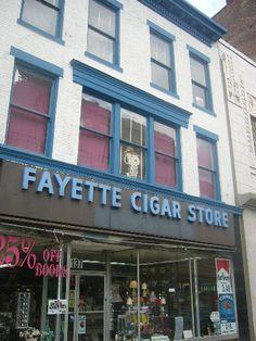 Fayette Cigar Store in Lexington, KY