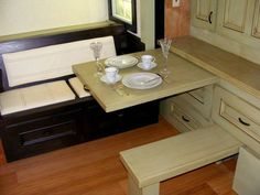 Beautifully designed Tiny Home with 2 slide-outs and ingenious storage solutions :: pic 3 of 5