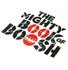 The Mighty Book of Boosh apeinc.co.uk