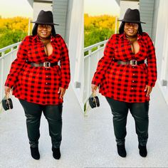 Curvy Outfits, Plus Size Outfits, Fedora Fashion, Curvy Girl Fashion, Diva Fashion, Plus Size Fall Fashion, Curvy Plus Size, Weekend Outfit, Ladies Model
