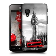 Big Ben And Bus Phone Case