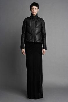 Helmut Lang Fall 2011 Ready-to-Wear Fashion Show - Saskia de Brauw