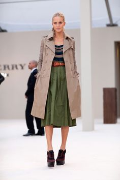 can i live in Burberry please?