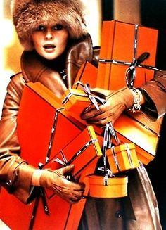 Vogue Paris - 1975 - Hermès ~