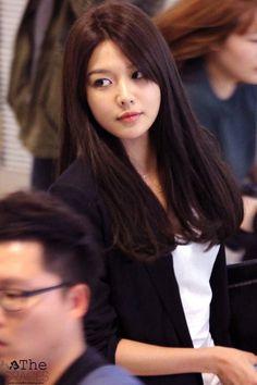SNSD - Choi SooYoung 최수영 hairporn  #수영 #소녀시대 #예쁜머리