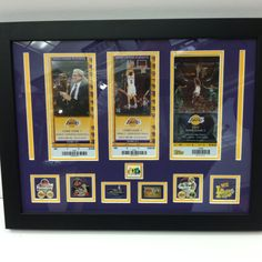 Lakers tickets!