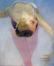 Galería los Caracoles Artista: Jairolh Portillo Tamaño: 100 x 120 cm Técnica: Oleo sobre tela Año: 2015