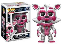 POP! Games #228: Five Nights at Freddy's: Sister Location: FUNTIME FOXY