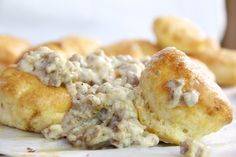 Sausage and biscuits - healthy! Homemade lean turkey