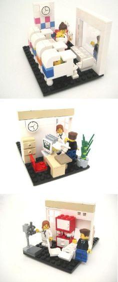 Lego Hospital, Mercy General Part II