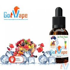 Fruit Punch Concentrate - E Liquid