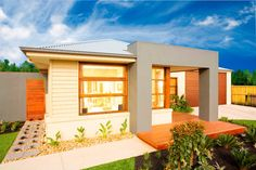 Builders of single and double storey homes, town houses and medium density housing in Victoria, South Australia, New South Wales and Queensland. Simonds Homes, Storey Homes, South Australia, House Front, Valencia, Townhouse, Ideal Home, Facade, New Homes