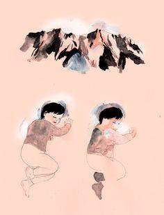 Sleeping Mountains : Aidan Koch