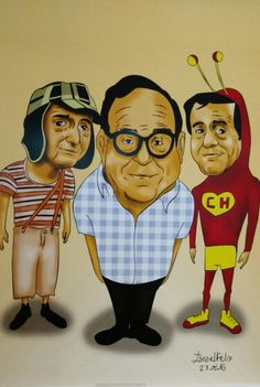 #CH #chaves #desenho #caricatura