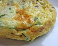 This omelet adds ramen noodles for a hearty meal that works for morning, noon, or night.