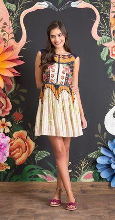 Coleção Antix Bossa Flora e Wishlist – Taby Says Lovely Dresses, Dress To Impress, Ideias Fashion, Glamour, Legs, Summer Dresses, Chic, Elegant, Pretty
