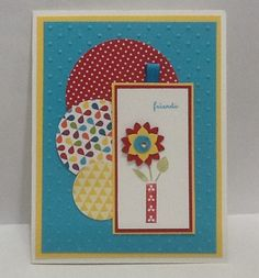 By Nancy Siegrist via Stampin Connection!