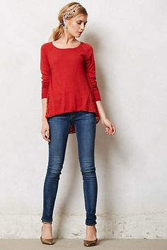 Averly Pullover Top