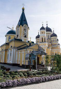 Hâncu Monastery - Moldova