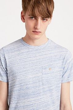 Shore Leave by Urban Outfitters Sphinx Tee in Blue - Urban Outfitters