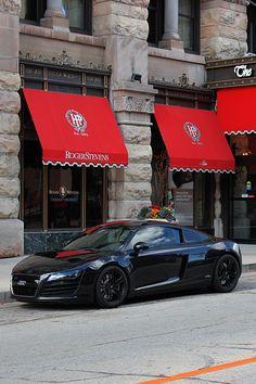 Audi R8 ♥✤LadyLuxury ♥✤