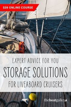 Yes, you can find room for what you really need on your boat! And you can find it again! Learn how in our online course on finding storage solutions for your boat. Moving Places, Boat Storage, Organizing, Organization, Floating House, Rhyme And Reason, Reasons To Live, I Need To Know, Small Boats