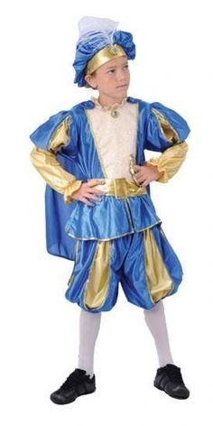 Childs Kids Medieval Princess Josephine Fancy Dress Costume Age 5-11
