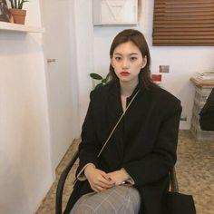Cute Girl Face, Cool Girl, Kim Doyeon, Daniel Henney, Daily Look, Angelababy, Doutzen Kroes, Woman Crush, Ulzzang Girl