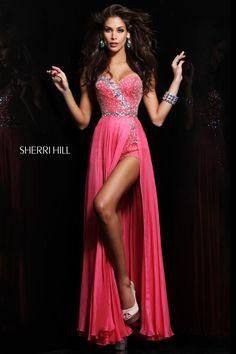The Perfect Miss: Miss Universo 2008, Dayana Mendoza para Sherri Hill - 2013