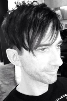 Actor Beau Waller. Haircut and styled by CJ Cassaday. All copyrights belong to the owner of this photograph.