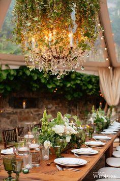 WedLuxe– A Magical, Botanical Wedding at Maui's Haiku Mill | Photography By: Chris J. Evans - florals by Teresa Sena Design
