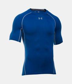 newest fe6f7 18bd2 Men s UA HeatGear® Armour Short Sleeve Compression Shirt   Under Armour US.  Baseball ...