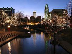 Omaha, Nebraska....I was born here