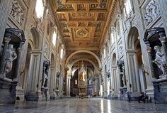 San Juan de Letran, la primera Santa Sede
