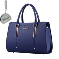 Micom 2015 Summer Womens Pure Color Patent Leather Boutique Tote Bags Top Handle Handbag