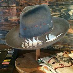 Nick Fouquet Headwear...this is the place wear I wear my hats.