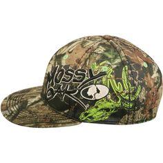 MOSSY OAK HAT! :)