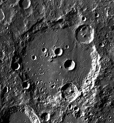 Craters of the Moon. images and videos of the spectacular lunar surface and especially its dark side, we are sent by U. Cosmos, Moon Texture, Craters On The Moon, Black And White Art Drawing, Digital Foto, Planets And Moons, Moon Surface, Astronomy Pictures, Foto Real