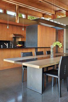 Brook Bay by Sundberg Kennedy Ly-Au Young Architects Mercer Island, Washington